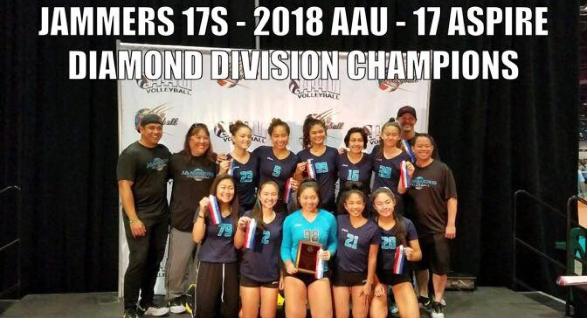 Jammers Volleyball Club Hawaii