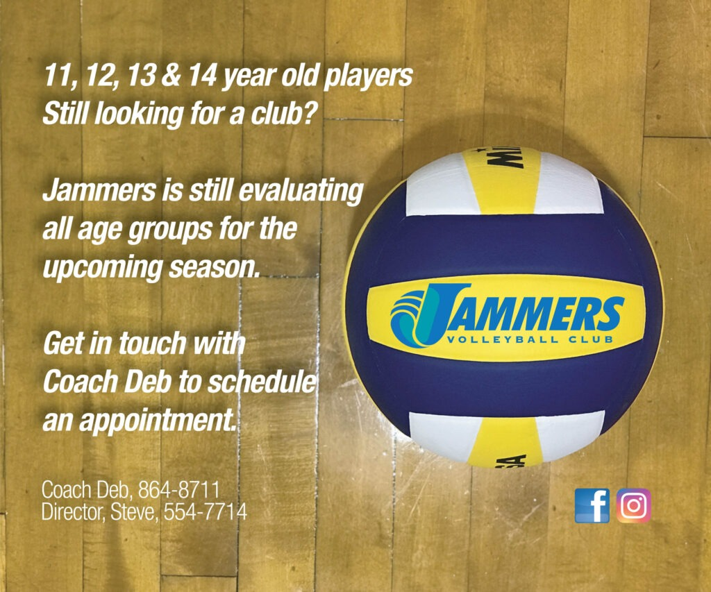Jammers volleyball club | jammers woodbridge nj fishing